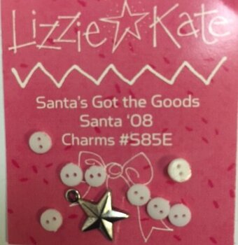 Embellishments for Santa's Got The Goods - Santa 08