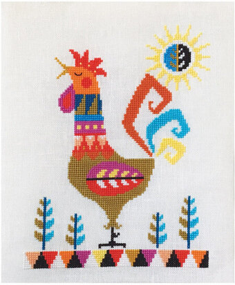 Good Morning - Cross Stitch Pattern