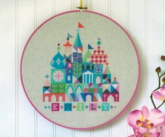 Pretty Little Baby - Cross Stitch Pattern