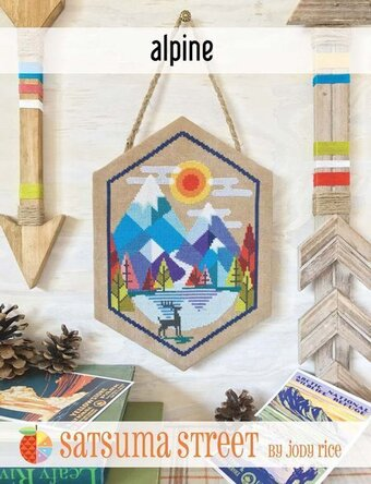 Alpine - Cross Stitch Pattern