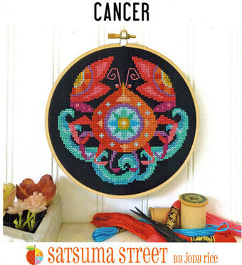 Cancer - Cross Stitch Pattern