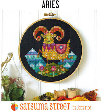 Aries - Cross Stitch Pattern