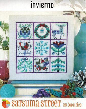 Invierno - Cross Stitch Pattern