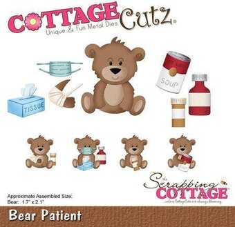CottageCutz Bear Patient Die