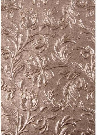 Sizzix 3-D Textured Impressions Embossing Folder - Botanical
