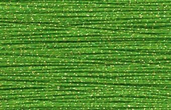 Rainbow Gallery Sparkle Braid - SK25 Shimmer Green
