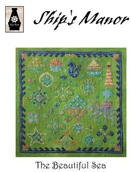 The Beautiful Sea - Cross Stitch Pattern