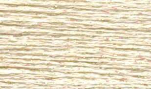 Rainbow Gallery Petite Silk Lame Braid - SP33 Eggshell