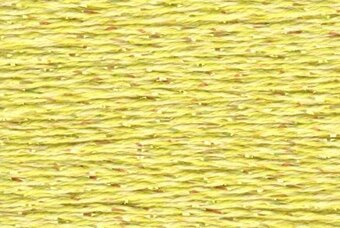 Rainbow Gallery Petite Silk Lame Braid - SP148 Lemon Lime