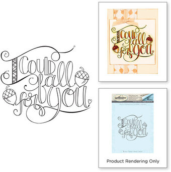 Fall for You - Tammy Tutterow Cling Stamp