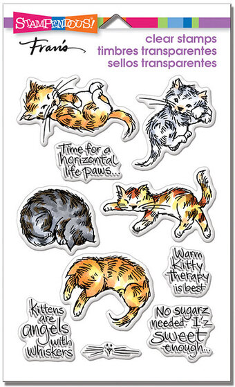 Kitty Therapy - Perfectly Clear Stamp