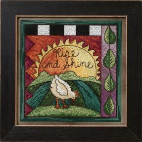 Rise & Shine - Beaded Cross Stitch Kit