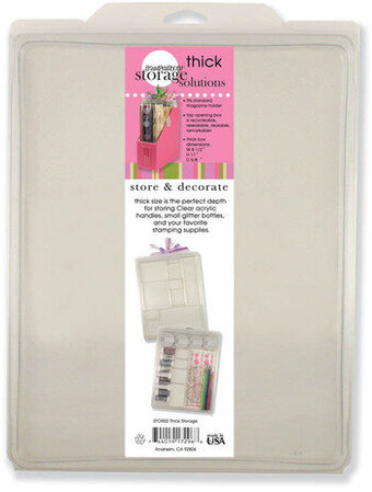 Stampendous Stuftainer Thick