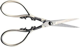 Heirloom Embroidery Scissors 4""