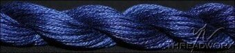 Threadworx Floss 5 Yard - Deep Blue Sea (1024)