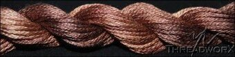 Threadworx Floss 5 Yard - Shades of Chocolate (1036)