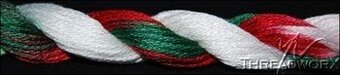 Threadworx Floss 5 Yard - Christmas Candy (1086)