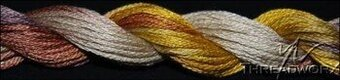 Threadworx Floss 20 Yard - Tiger Butter (1037)
