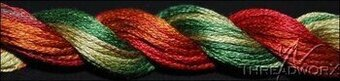 Threadworx Floss 20 Yard - Chili Peppers (1044)