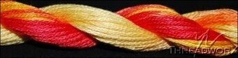 Threadworx Floss 20 Yard - Wild Fires (1107)