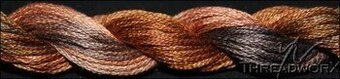 Threadworx Floss 20 Yard - Rustic Brown Cherry (10351)