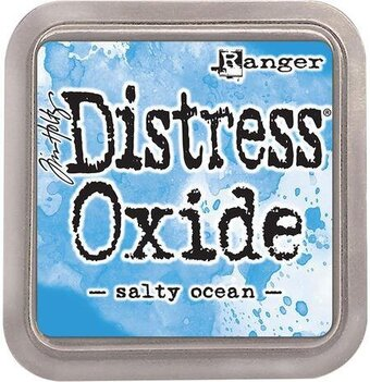 Tim Holtz Distress Oxide Ink Pad - Salty Ocean