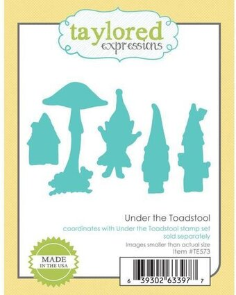 Taylored Expressions Die - Under The Toadstool