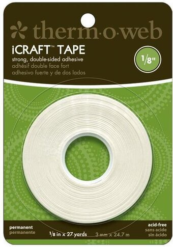 iCraft Adhesive - 1/8 in. Tape