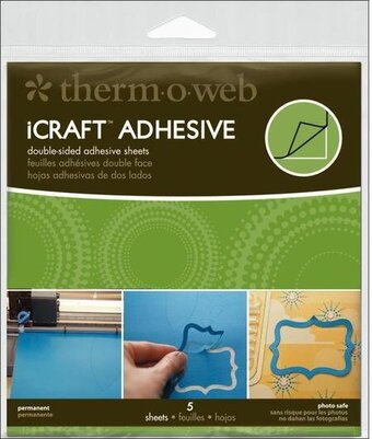 iCraft Tape Sheets 5 Per Package