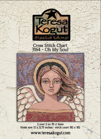 Oh My Soul - Cross Stitch Pattern