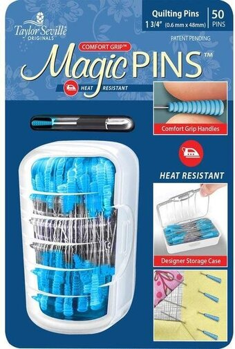Taylor Seville Magic Pins Quilting Pins