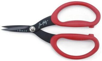 Kushgrip Non-Stick Micro Serrated Scissors 7""