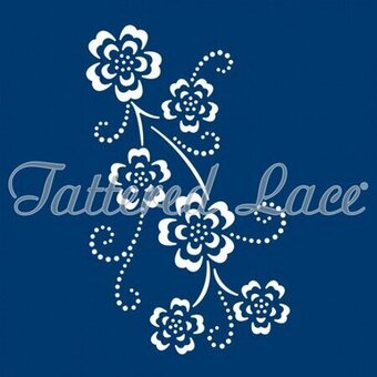 Tattered Lace Dies - Delicate Detail Floral