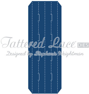 Tattered Lace Dies - Panoramas - Large Concertina Side