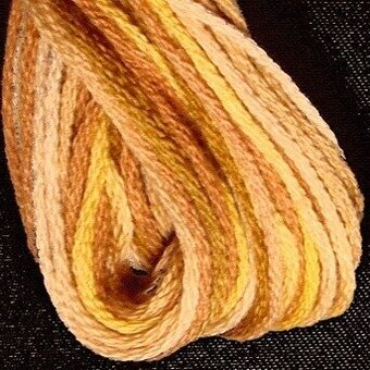Valdani 6-Ply Thread - Backyard Honeycomb