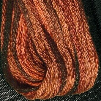 Valdani 6-Ply Thread - Chocolate Brownies