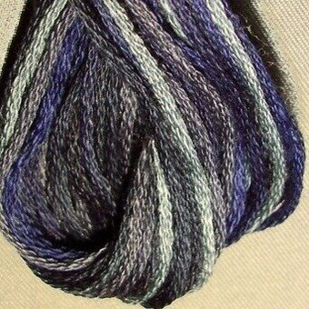 Valdani 6-Ply Thread - Withered Blue