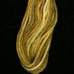 Valdani 6-Ply Thread - Antique Golds