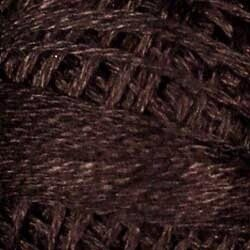 Valdani 3-Ply Thread - Dark Red Brown