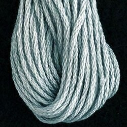Valdani 6-Ply Thread - Pearl Gray