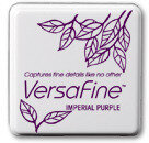 VersaFine Small Ink Pads - Imperial Purple