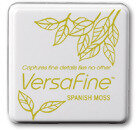 VersaFine Small Ink Pads - Spanish Moss