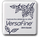 VersaFine Small Ink Pads - Onyx Black