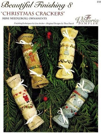 Christmas Crackers - Cross Stitch Pattern