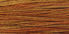 Weeks Dye Works - Cognac #2242