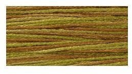 Weeks Dye Works - Tobacco Road #4155