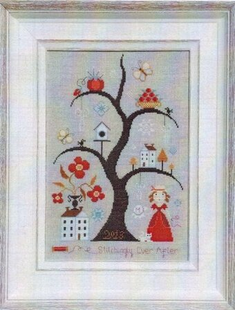 Stitchingly Ever After - Cross Stitch Pattern