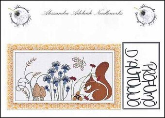 Profumo D'Autunno - Cross Stitch Pattern