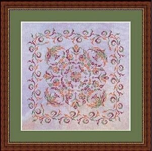 Etude - Cross Stitch Pattern