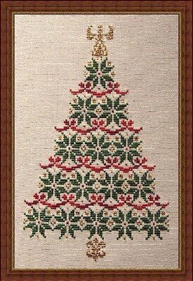 Simply Christmas - Cross Stitch Pattern